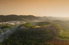 Cuevas volcánicas en Dak Nong, climax de la epopeya de la Altiplanicie Occidental