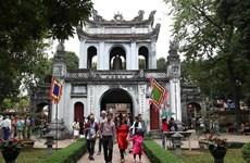 (Video) Templo de la Literatura, símbolo de la inteligencia de Vietnam