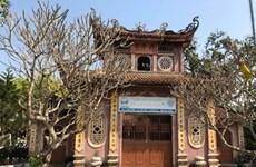 [Video] Atractivo el Museo de piedra en la pagoda Dong Ngo