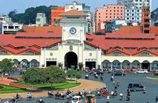 (Video) Mercado de Ben Thanh- el más antiguo de Ciudad Ho Chi Minh