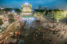 [Video] Espacio peatonal de Hanoi: un lugar para alejarse de las preocupaciones de la vida