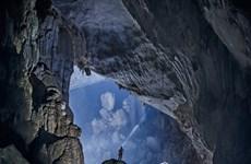 Un rincón desconocido de la cueva Thien Duong