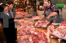 (Televisión) Importa Vietnam cerca de tres mil 500 toneladas de carne de cerdo de Rusia