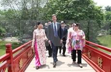 Asociación integral Vietnam-Países Bajos hacia el desarrollo sostenible