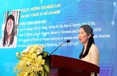 Honran en Vietnam a científicos e individuos destacados en combate antiepidémico