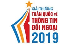 Extienden convocatoria del Premio Nacional de Información para el Exterior 2019 de Vietnam