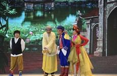 [Foto] Transmitirán en Vietnam programa satírico en víspera del Nuevo Año  Lunar