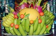 (VIDEO) Significado y manera de crear una bandeja de cinco frutas en el Tet
