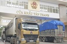 Exportaciones vietnamitas caen 15 por ciento en enero a causa del COVID-19