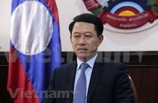 Laos destaca papel y contribuciones de Vietnam a ASEAN