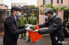 (Video) Embajada de Kuwait apoya a cultivadores vietnamitas de sandías ante impactos del COVID-19