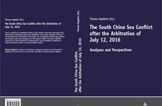 Editorial Peter Lang publica libro especial sobre Mar del Este  