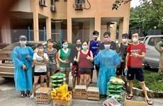 Apoyan a connacionales vietnamitas en Malasia en combate antiepidémico