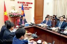 ASEAN garantiza seguridad social para grupos vulnerables afectados por COVID-19