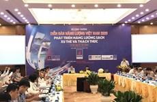 Evalúan dificultades para desarrollar fuentes de energía renovable en Vietnam