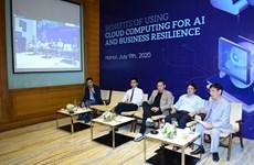 Vietnam en mejor etapa para promover tecnología en la nube e IA