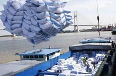 Exportaciones de arroz de Vietnam aumentan casi un 11 por ciento