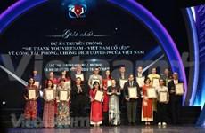 Destacan información de Vietnam para el exterior a través de obras de autores extranjeros