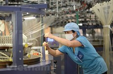 Exportaciones de Vietnam merman en primer semestre del año debido al COVID-19