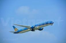Vietnam Airlines desinfecta aviones para evitar el contagio del COVID-19