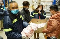 Vietnam aumenta importaciones de carne de cerdo