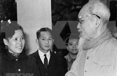 El presidente Ho Chi Minh siempre prestó especial atención a la VNA