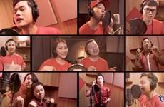 Presentan en Vietnam vídeo musical sobre la autoprotección contra el COVID-19