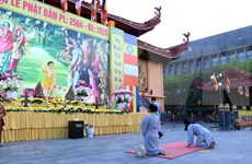 [Video] Vietnam celebra Vesak de forma solemne y segura en el contexto de COVID-19