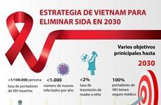 Estrategia de Vietnam para eliminar SIDA en 2030