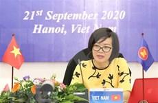 ASEAN busca promover bienestar social y desarrollo