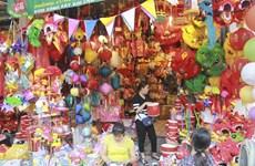 Recuperan posición juguetes tradicionales vietnamitas en Festival del Medio Otoño