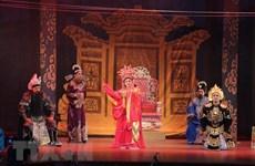 Buscador de Google destaca Cai luong (teatro reformado) de Vietnam