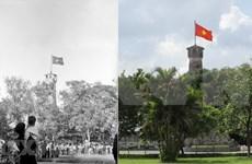 Exploran la hermosa Hanoi a través de fotos del pasado y el presente