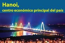 Hanoi, centro económico principal del país