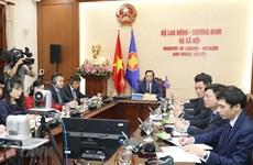 Vietnam destaca la importancia del trabajo social en respuesta al COVID-19