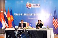 Diálogo de cooperación financiero-bancaria entre ASEAN y Estados Unidos