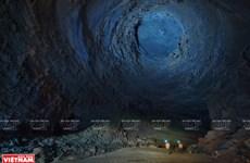 Paraíso de la fantasía en la cueva Tien