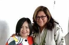 Primera vietnamita asume presidencia de la Asociación de Moda de ASEAN