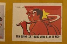 Efectúan exposición de pósteres sobre el 1010 aniversario de fundación de Thang Long-Hanoi