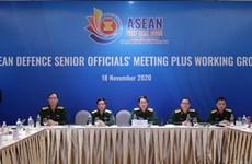 Efectúan en Hanoi reunión del Grupo de Trabajo de Altos Funcionarios de la ASEAN ampliada