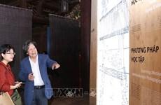 Inauguran exhibición en Hanoi sobre el destacado educador Chu Van An