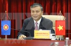 ASEAN 2020: Efectúan XX Conferencia en línea de jefes de Servicios Civiles