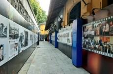 Hanoi por recrear victoria de batalla aérea Dien Bien Phu