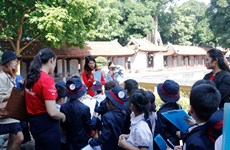 Recuperan el turismo de Hanoi tras el control de COVID-19