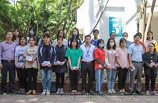 Ofrecen comidas gratuitas para estudiantes de provincias vietnamitas afectadas por inundaciones