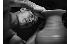 Pham Anh Dao, maestro artesano de la aldea de cerámica de Bat Trang