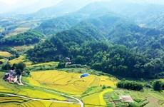 Descubren la tierra prístina de Binh Lieu en Vietnam