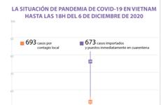 Situación de pandemia de covid-19 en Vietnam