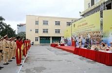 Lanzan campaña para garantizar la seguridad del XIII Congreso Nacional del Partido Comunista