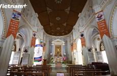 Iglesia de Mang Lang: Espacio de estilo europeo en provincia vietnamita de Phu Yen